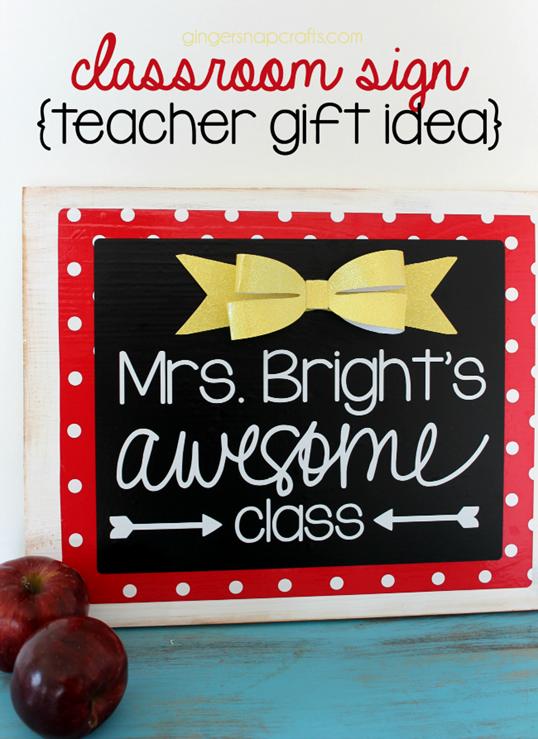 #teachergift #giftidea