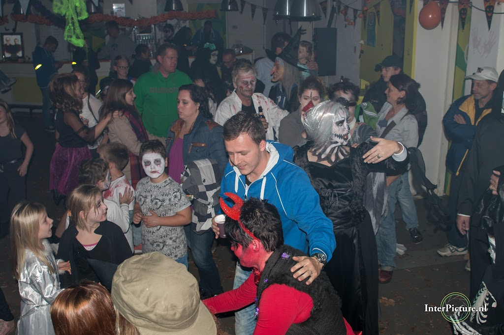 Halloween Kids Spooktocht 128