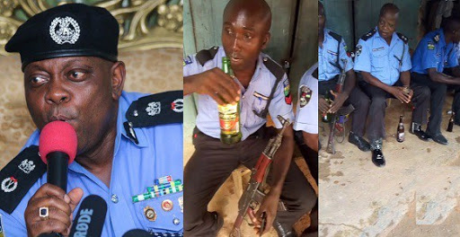 Stop Giving My Men Alcohol - Police Commissioner Warns Lagoscians
