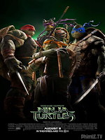 Ninja rùa đột biến