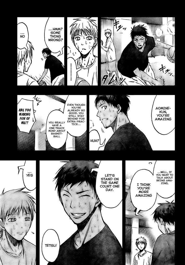 Kuroko no Basket Manga Chapter 124 - Image 09