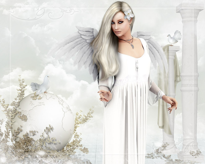Angel In The World Of Paradise, Angels 3