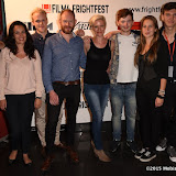 OIC - ENTSIMAGES.COM - Dolya Gavanski, Tom Cox, Robert Hands, Ruth Platt, Rory Coltart,Michaela Prchalova, Evan Bendall at the Film4 Frightfest on Monday   of  The Lesson  UK Film Premiere at the Vue West End in London on the 31st  August 2015. Photo Mobis Photos/OIC 0203 174 1069