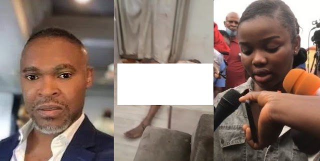 Late Super TV CEO, Usifo Ataga's Neck Was Broken, Hands Tied And Tortured – Family finally Opens Up
