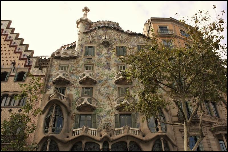 Antoni Gaudi's Casa Batlló
