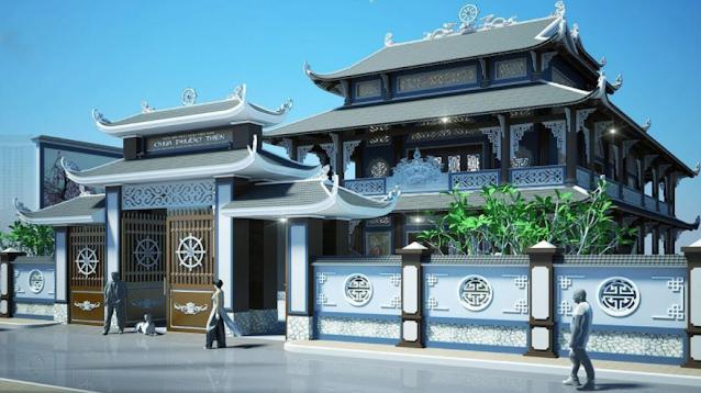 4 Nét đặc trưng trong thiết kế chùa bạn nên biết