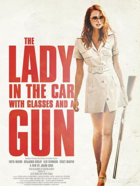 Nữ thư ký xinh đẹp - The Lady in the Car with Glasses and a Gun