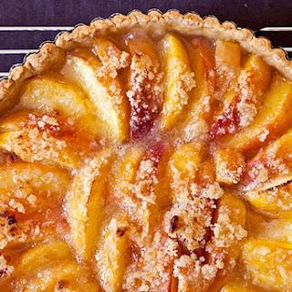 Peach Tart.