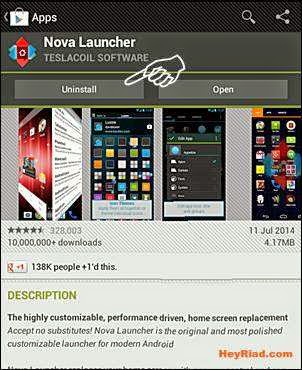 yang sudah terpasang di smartphone yang anda gunakan bergotong-royong cukup gampang 3 Cara Menghapus Aplikasi Android