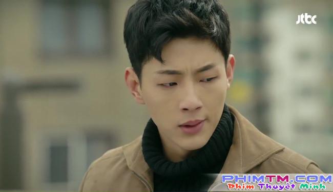 """Do Bong Soon: Thấy Ji Soo chở """"crush"""" đi làm, Park Hyung Sik ghen nổ đom đóm mắt - Ảnh 2."""