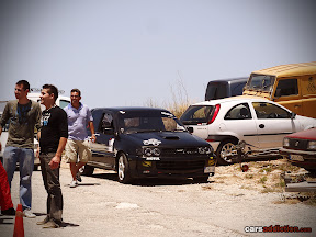 Black Toyota GT Turbo (EP82)