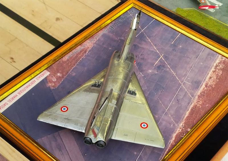 GAMD Mirage IV B. Un gros mirage IV, en scratch et au 72 Xpopdr14