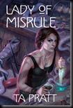 Lady of Misrule  (Marla Mason #8)