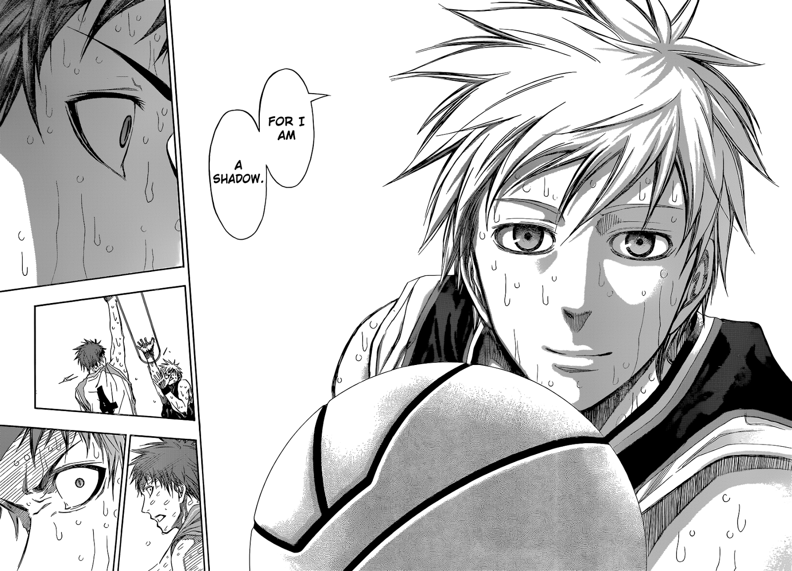Kuroko no Basket Manga Chapter 274 - Image 11-12