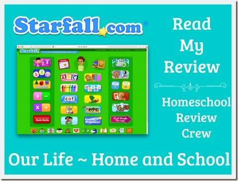 Starfall Education Foundation _ Review