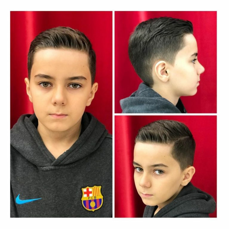 Latest hairstyle boys 2018-2019-season trends. 5