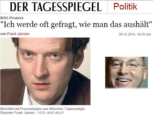 Frank Jansen vs. Gregor Gysi