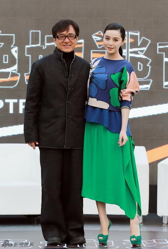 Jackie Chan China Actor