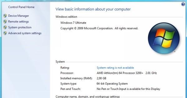 windows 7 ultimate keys 64 bit