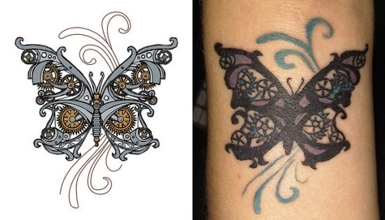 steampunk_tatuagem_de_borboleta_para_meninas