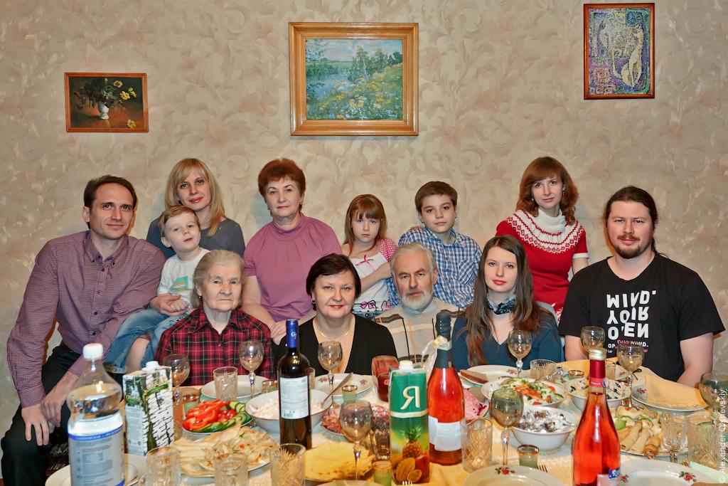 Русские каникулы 13 заключительный