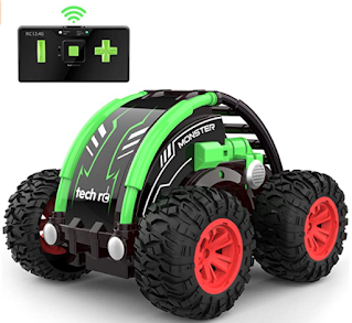 RC Stun Car and Remote Control