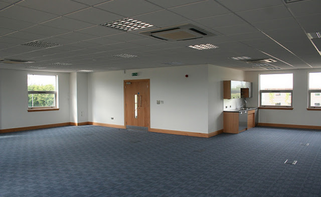 Renovation Project for new office space In Merseyside