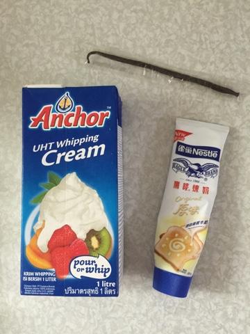 自製雪糕食譜 天然無添加劑