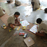 Children in Painting Competition
