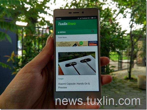Benchmark Xiaomi Redmi 3S: AnTuTu, Vellamo, Geekbench, CPU-Z, Sensorbox & Quadrant Standard