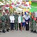 Danramil Cilacap Salurkan 75 Paket Sembako Kepada Warga Kampung Nelayan