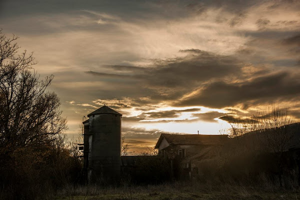 Nella vecchia fattoria di CalabrettaEditing