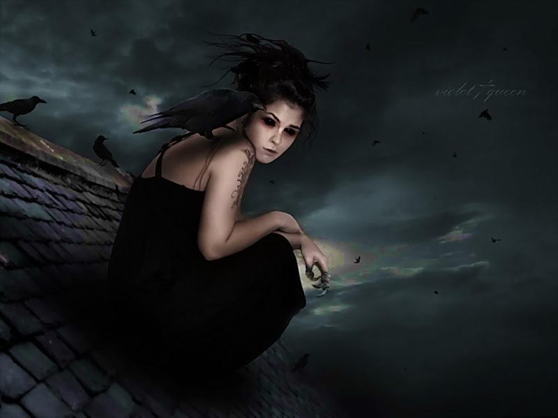 Ravens Fantasy Girl, Ravens