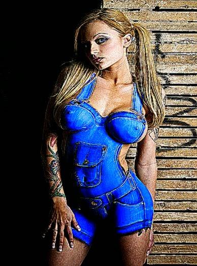 Hot Body Paint images (#Hot 2020)