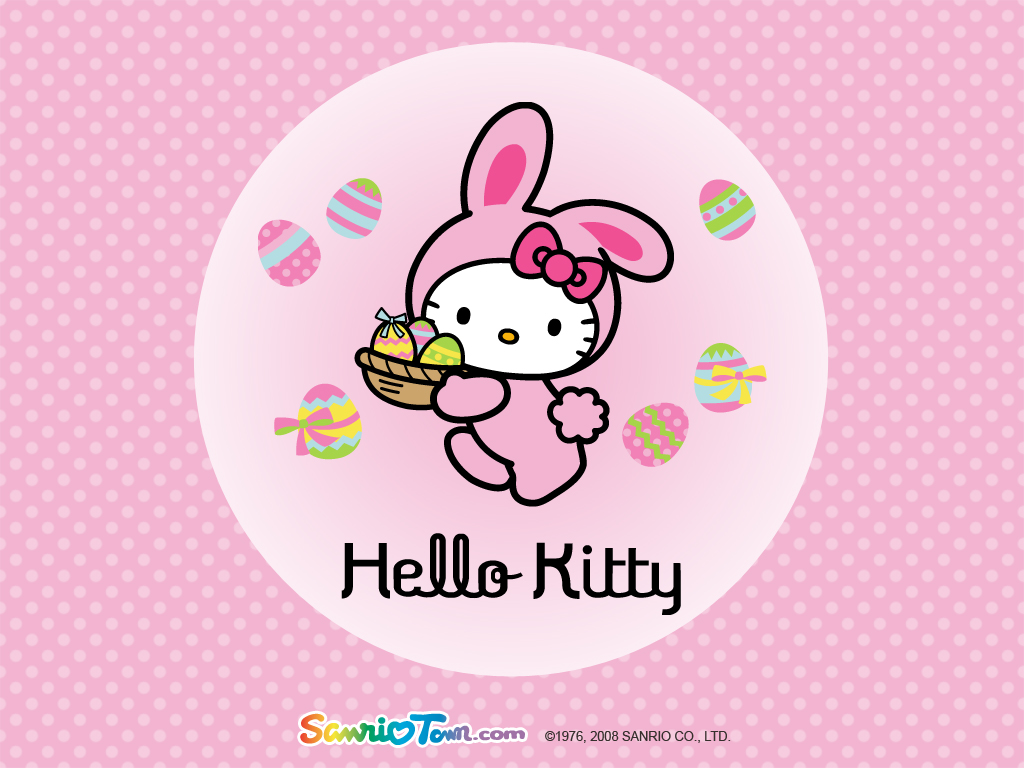 Calendario completo Hello Kitty 2011