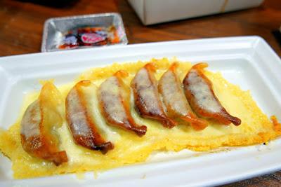 Namja Town Cheese Winged Gyoza