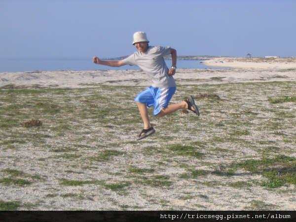 吉貝的某個沙灘2