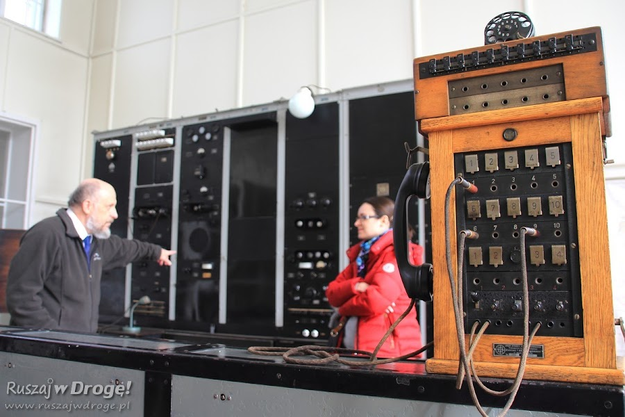 Zwiedzanie Radiostacji w Gliwicach