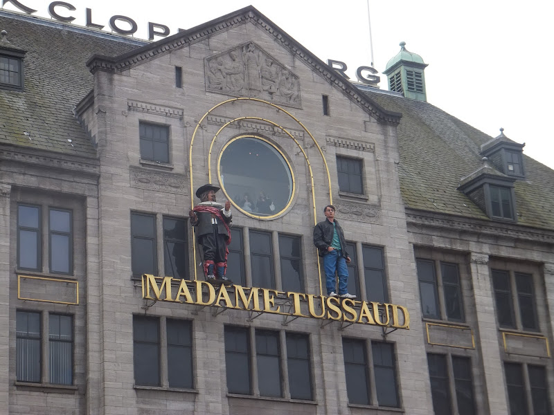 Tussaud, Amsterdam, Pays Bas, Centraal, Vieille Ville, elisaorigami, travel, blogger, voyages, lifestyle