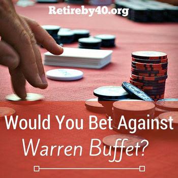 Hedge Funds bet against Warren Buffet