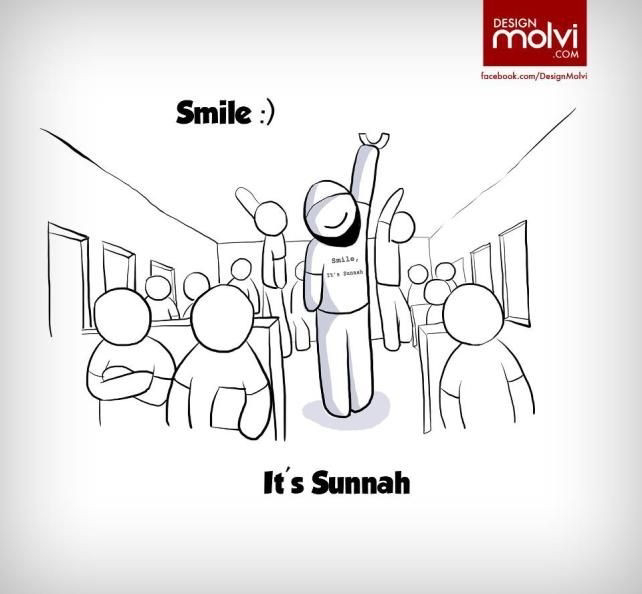 Smile! It's Sunnah