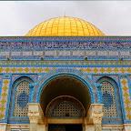 Jeruzalem - op de tempelberg