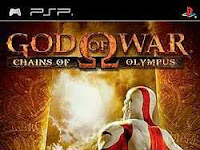 God of War Chain of Olympus Ppspp Iso Cso High Compress