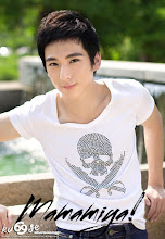 Wang Haoyu China Actor