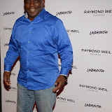 OIC - ENTSIMAGES.COM - Garth Crooks at the Raymond Weil Annual Music Dinner London 12th February 2015