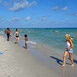 soho house beach in Miami, Florida, United States