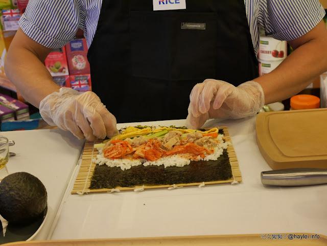 韓國農協頂級米首次登台!好米新風潮,一起來試韓國米吧~附上超簡單易做的夏日輕食懶懶子限定食譜示範~韓式拌飯&鮮蔬炒飯 中式料理 健康養身 民生資訊分享 自己動手做! 飲食集錦