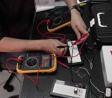 curso técnico em eletronica ead