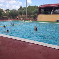 Pàdel i piscina grans