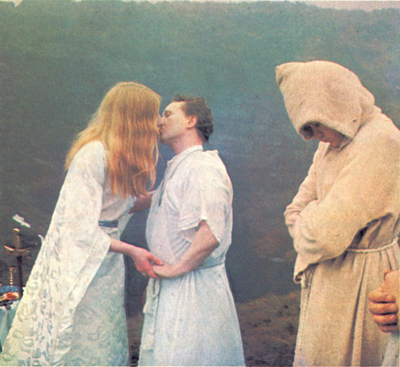 Sanders Maxine Kiss Winter Ritual, Maxine Sanders